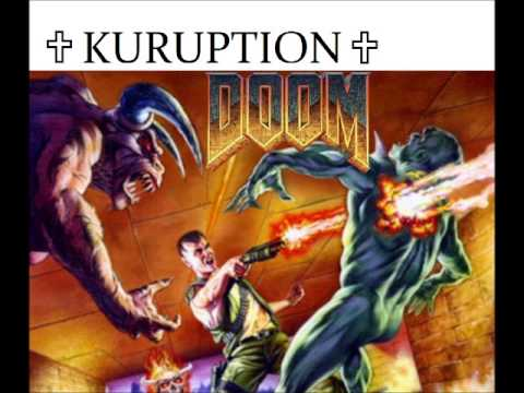 kuruption DOOM demo video