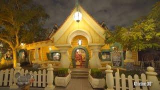 [4k] Mickey's House Tour - Mickey's Toontown Disneyland 2017