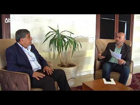 فلسطين هذا الاسبوع يستضيف الكاتب والمحلل السياسي عمر عساف