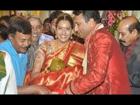 Tollywood Celebs @ Geetha Madhuri Marriage