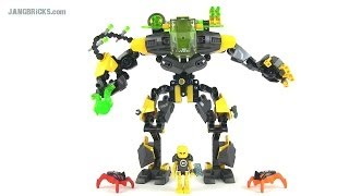 LEGO Hero Factory 44022 EVO XL Machine (Invasion From
