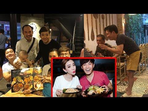 Khác xa Trường Giang, quán ăn mới mở của Thu Trang Tiến Luật được dân tình nhận xét choáng thế này