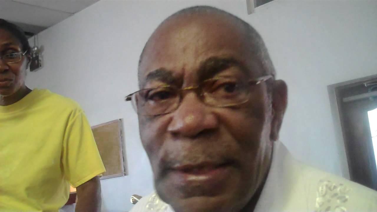 Bishop Henry Porter & Rev. Dr. V T Williams 04-26-2012 002.MP4 ...
