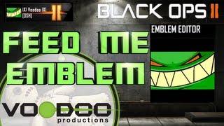 Feed Me (Dubstep) , Black Ops 2 Emblem Tutorial , Episode 21