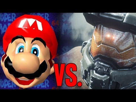Xbox One vs Nintendo 64,