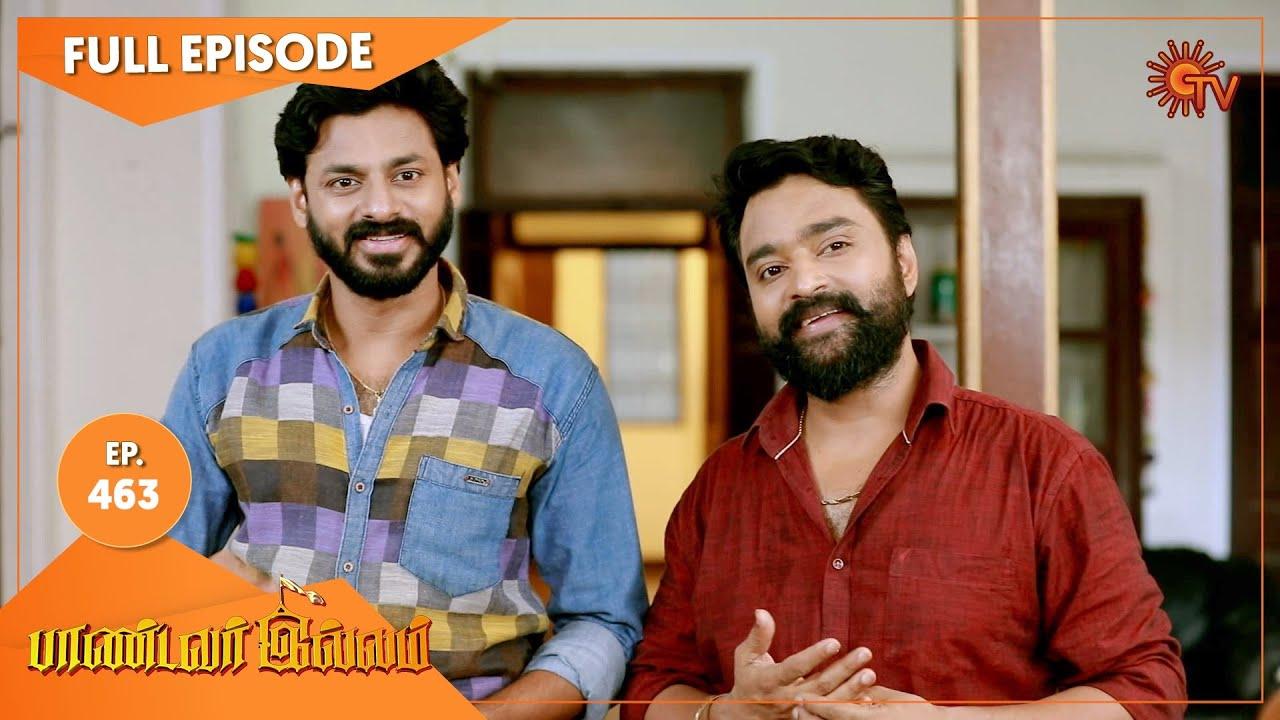 Pandavar Illam - Ep 463   03 June 2021   Sun TV Serial   Tamil Serial
