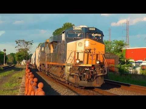 Bound Brook Railfanning 5/31/2014: Foreign Power, Lots of Trains, NJT on 18G & More!