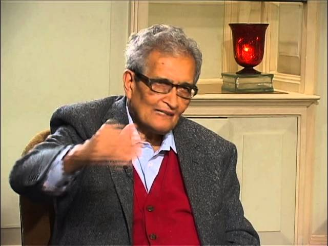 INDIANOMICS: THE AMARTYA SEN INTERVIEW (SEG 2)