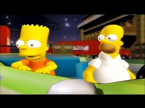 Los Simpsons Hit & Run - Parte 5 - [Marge] - Español