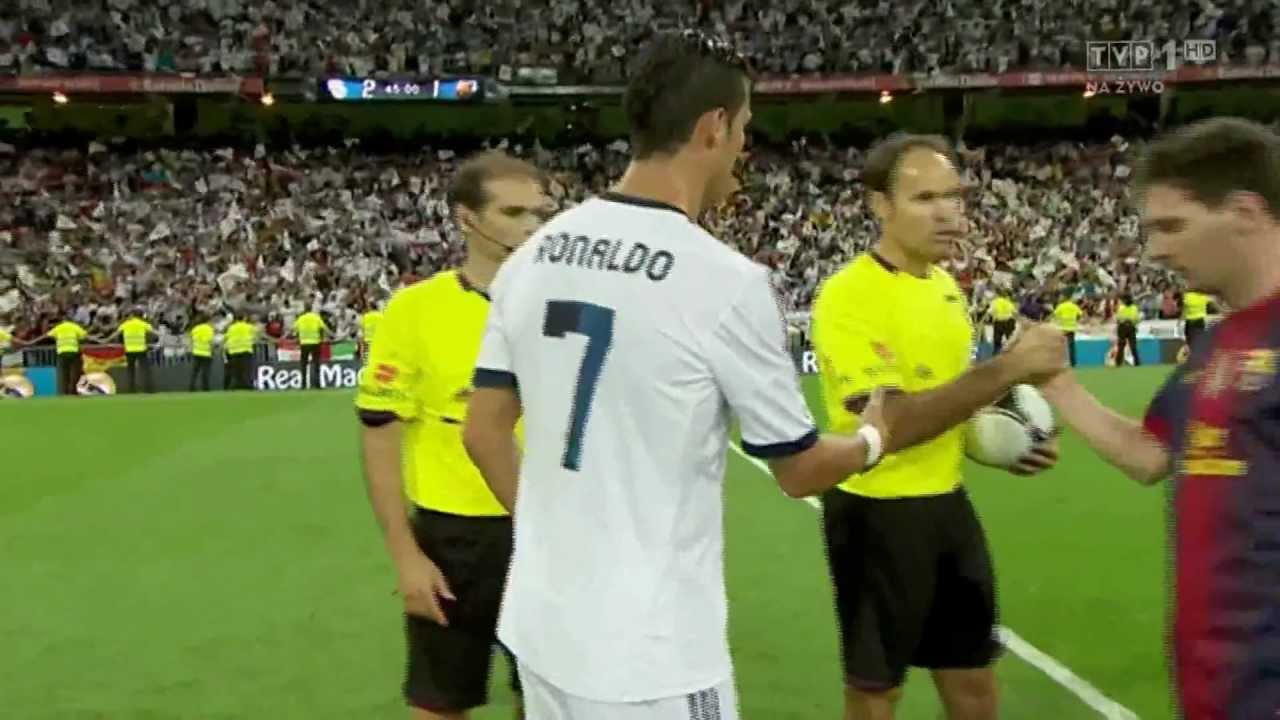 cr7 vs lm10 - YouTube