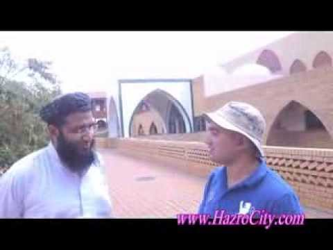Some talk with Yasir Khan of Ghourghushti / Hazro in Darul Uloom Zakaria, South Africa.
