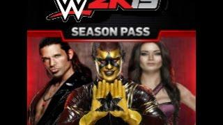 WWE 2K15 Season Pass Contents REVEALED IN DESCRIPTION