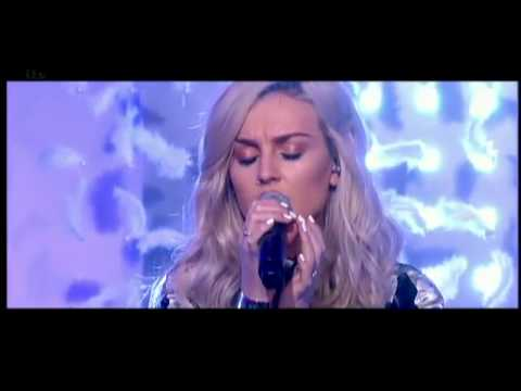 Little Mix these four walls live on This Morning