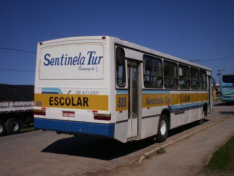 0655-SÃO LOURENÇO DO SUL-RS - SENTINELA TUR