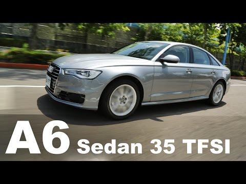 【汽車情報】- 完美演繹 Audi A6 Sedan 3…