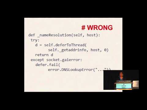 Image from Kneel And Disconnect: Getting The Fastest Connection Out Of A Hostname