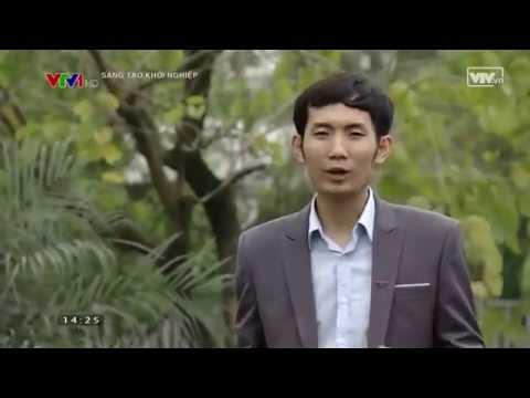 Sáng tạo khởi nghiệp số 3 Trên VTV1 Ngày 03/04/2016 Hôm Nay
