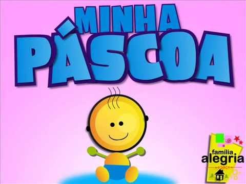 MINHA PÁSCOA - Turma do Printy