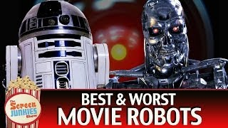 Best & Worst Movie Robots