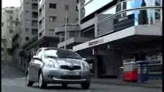 Reklama TOYOTA Yaris PL 2007 (Commercial)