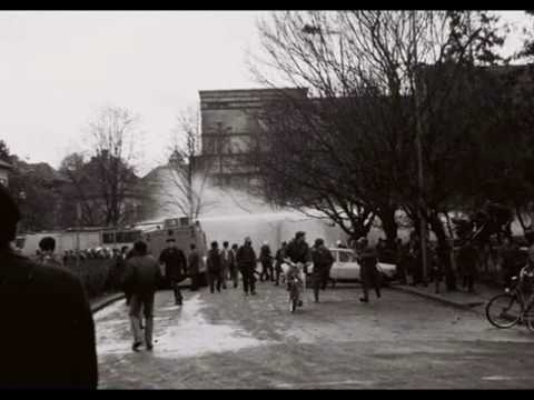 Revolutia Romana - Timisoara - 17 Decembrie 1989 - Partea II
