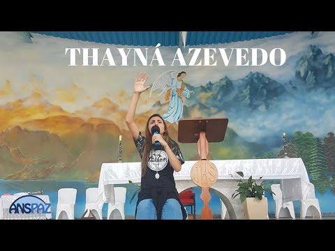 13° Yeshua | Pregação Thainá Azevedo Kairós | 15.11.2017 | ANSPAZ