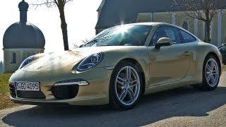 Porsche 911 Carrera S: In 4,1 Sekunden von 0 auf 100 km/h videos