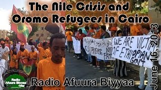 Radio Afuura Biyyaa: The Nile Crises and Oromo Refugees in Cairo