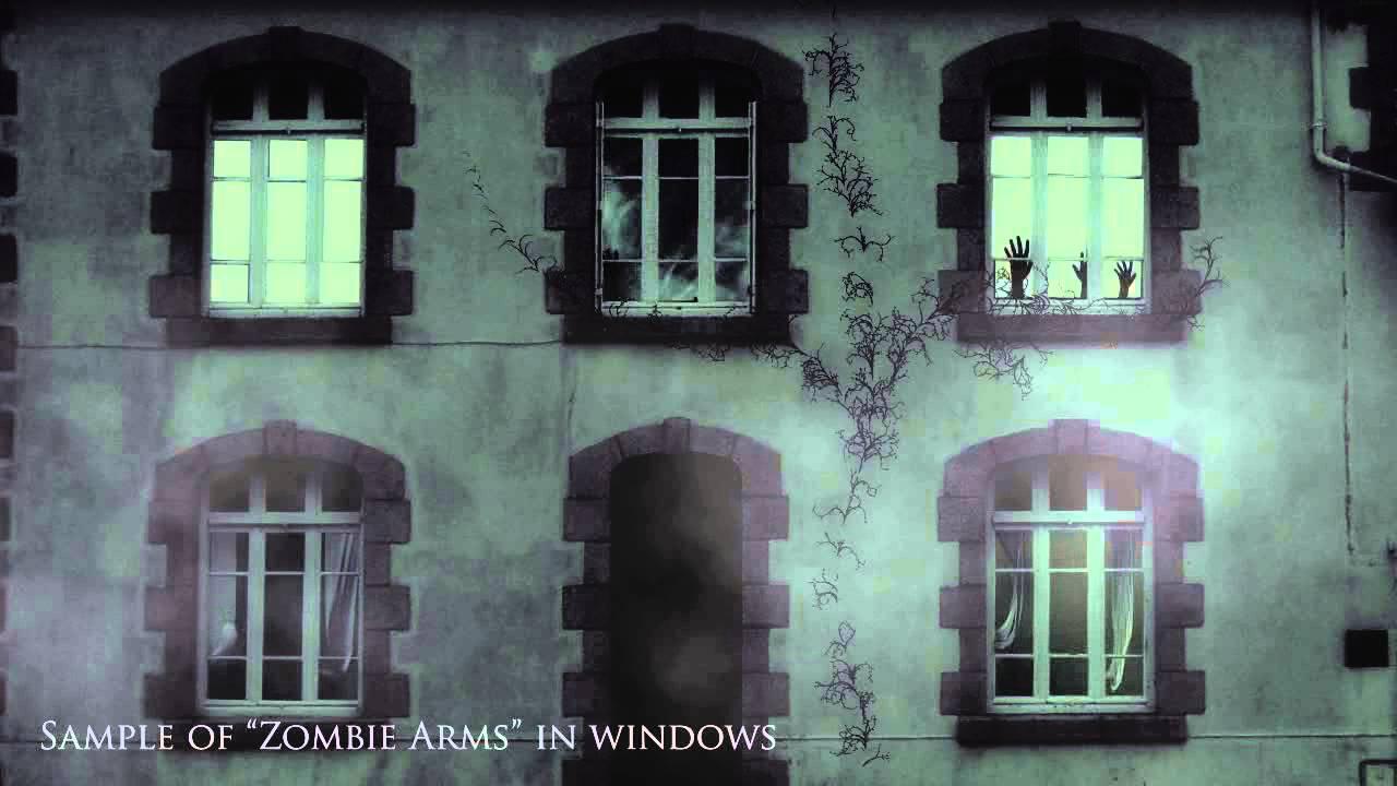 Halloween Window Projection Free Download