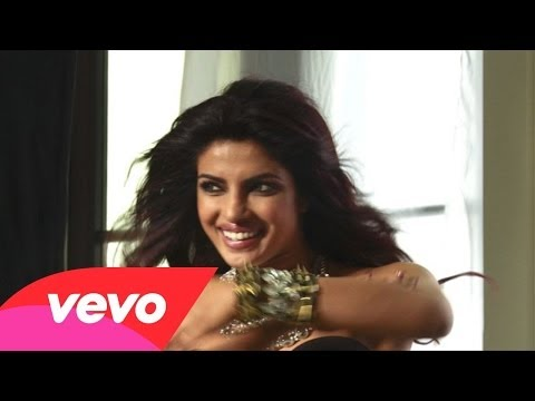 Priyanka Chopra - I Can't Make You Love Me Official Lyrics Video