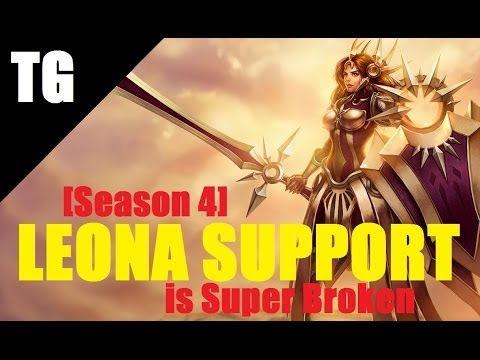 how to play support league of legends season 7