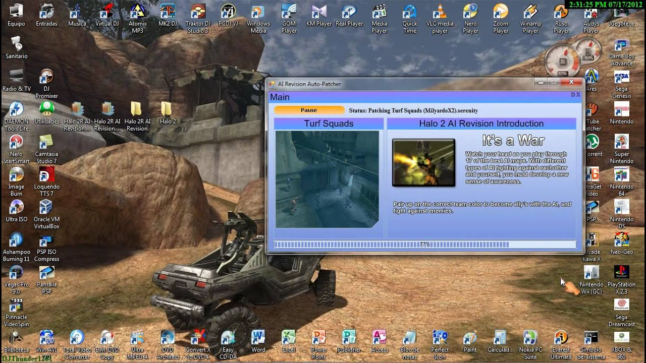 Halo 2 Remapped AI by DJThunder1281