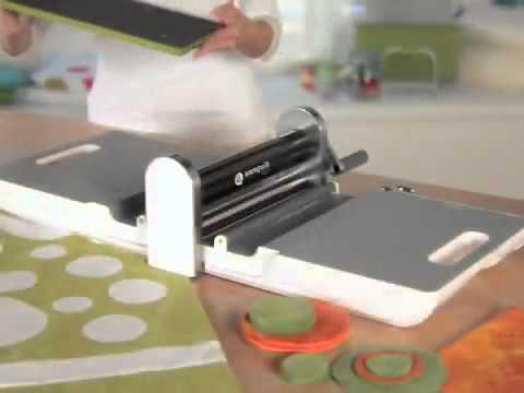 Máquina de cortar Tecido Accuquilt