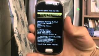 Instalar ROM XDROID Samsung Galaxy Fame GT-S6810 (M,L,P,E