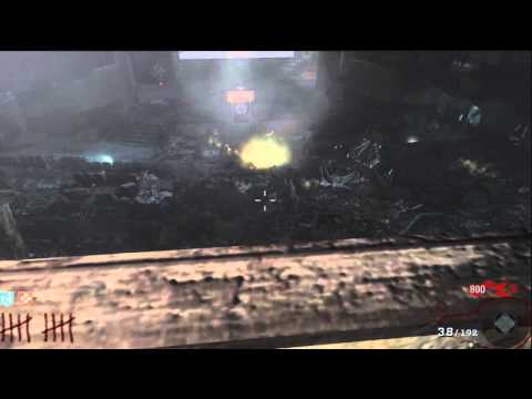 Black Ops Zombies: MP40 Pack a Punch