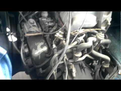 1990 Ford Econoline Van Test Drive New Fuel Pressure