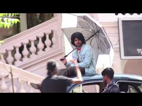 Making Video of Vijay Antony - Vijay Deverakonda From Mahanati