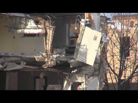 Brown County Mental Health Center demolition