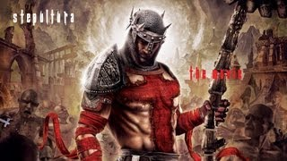 Dante's Inferno [Game Movie - Full Length] {HD}