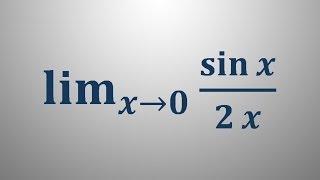 Limita trigonometrične funkcije 5
