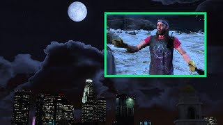 The Search For Omega & The Full Moon Party GTA 5 Jetpack