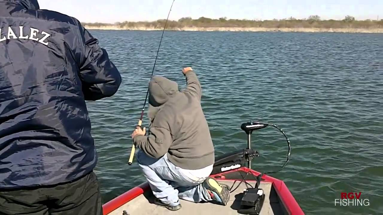 South texas bass fishing falcon lake youtube for South texas fishing