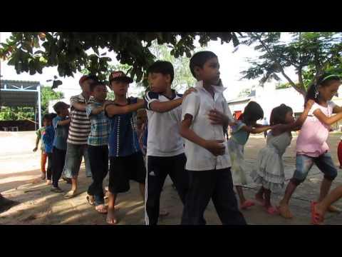 MHX OU Bình Thuận 2014 - Sinh hoạt thiếu nhi.