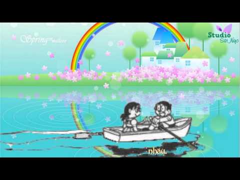 [HD + Kara]♫Nôbita trót yêu Xuka - Lil'win ft. Kent A (Doremon Version)