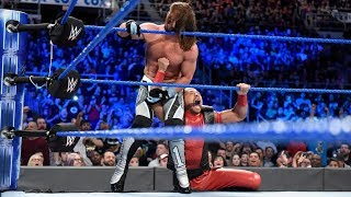 WWE SmackDown Superstar Shake-Up: What Went Down (Apr 17)