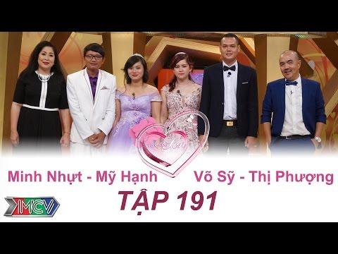 VỢ CHỒNG SON | Tập 191 FULL | Minh Nhựt - Mỹ Hạnh | Võ Sỹ - Thị Phượng | 160417