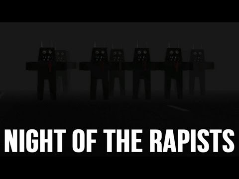 Night of The Rapists | HILARIOUS SCARY GAME!