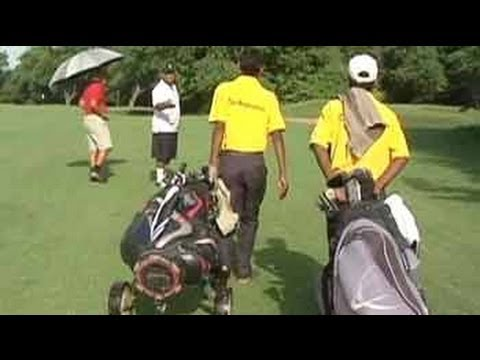Delhi caddies get a lifeline