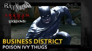 Batman: Arkham City Lockdown - Walkthrough - Business District