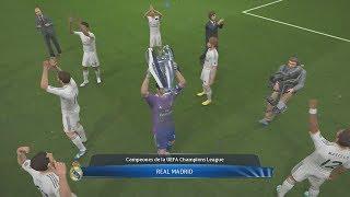 Un Partido De Infarto Final De La Champions League Real